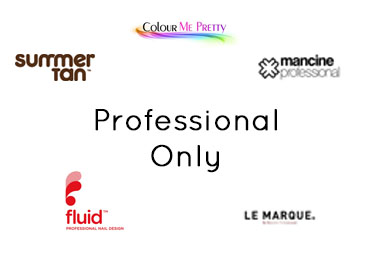 Professional Products Only