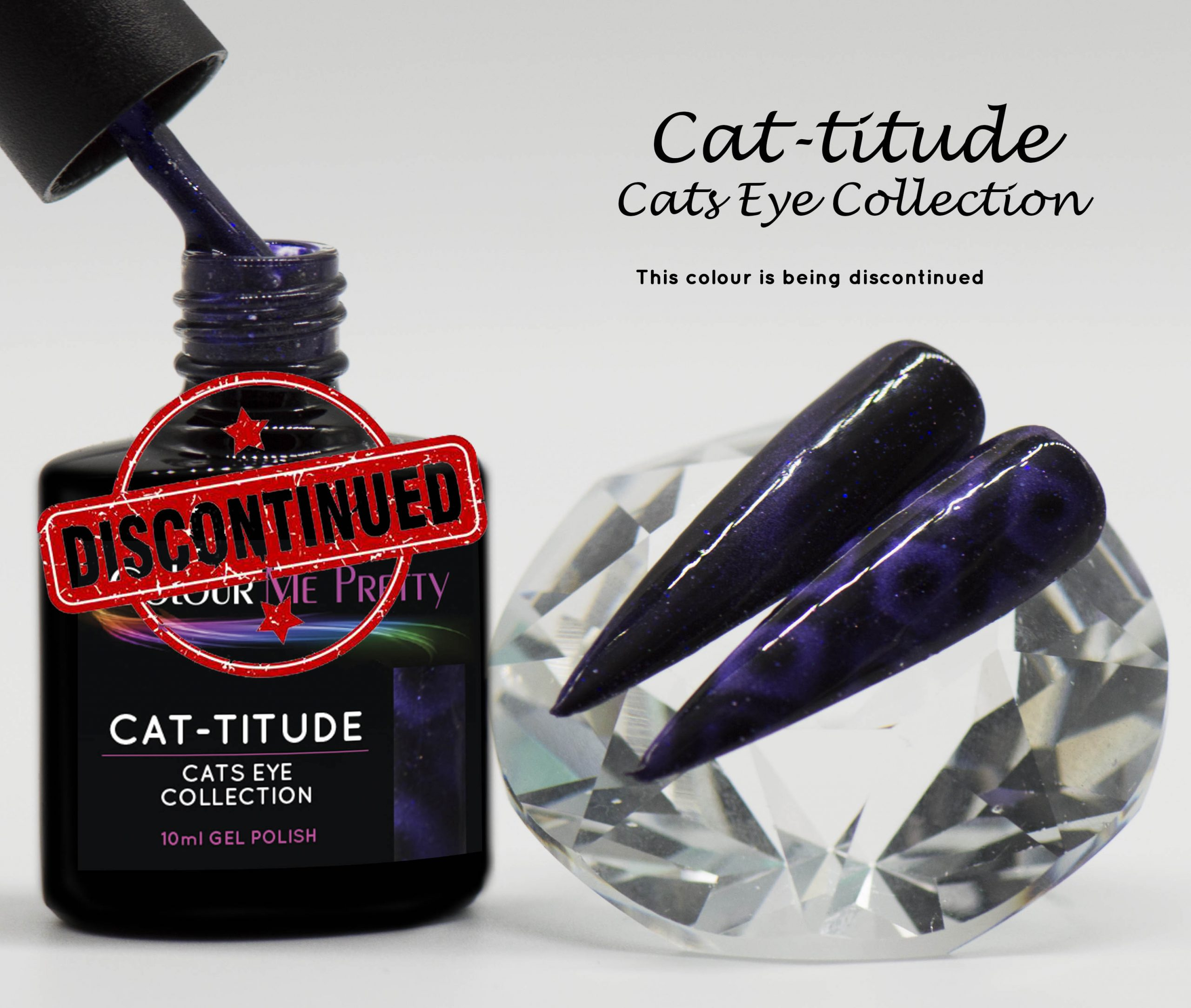 Cats Eye Cat-titude Discontinued