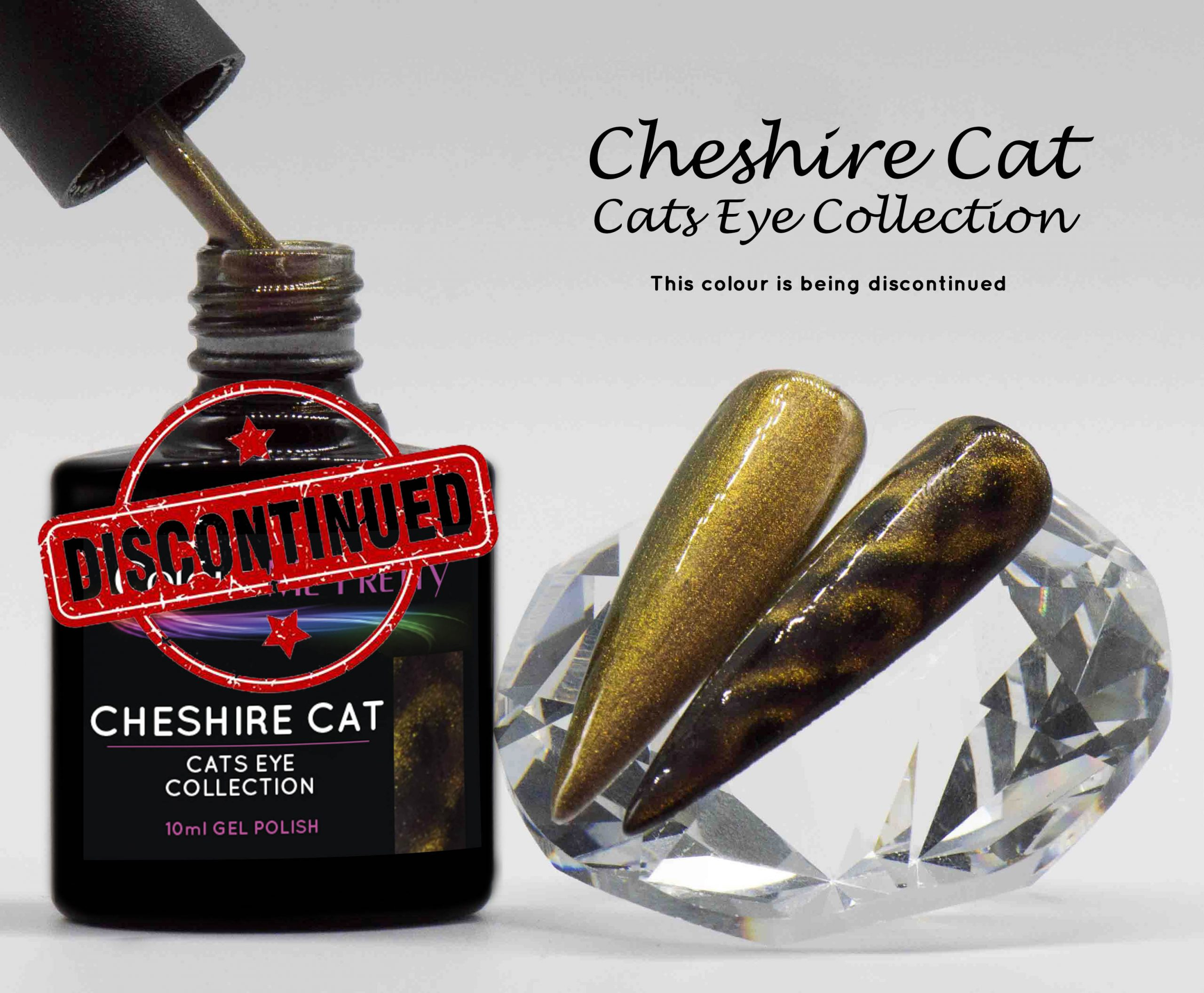 Cats Eye Cheshire Cat Discontinued