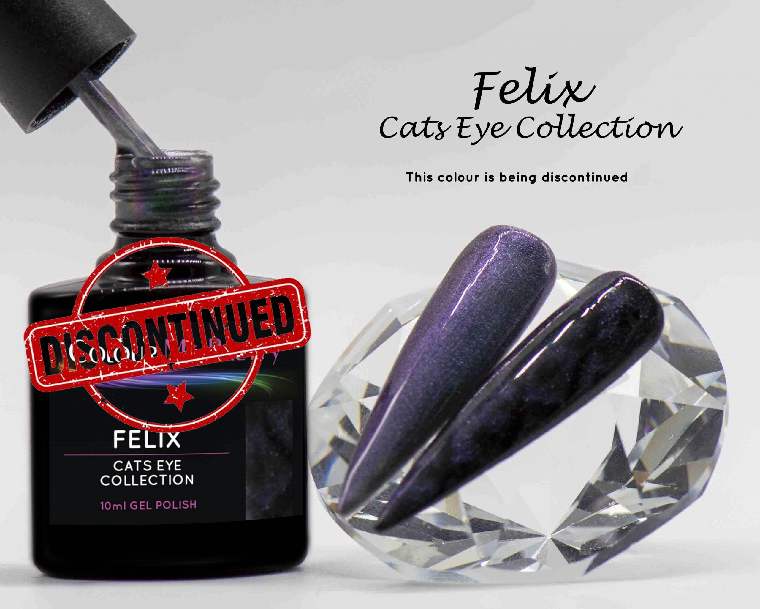 Cats Eye Felix Discontinued
