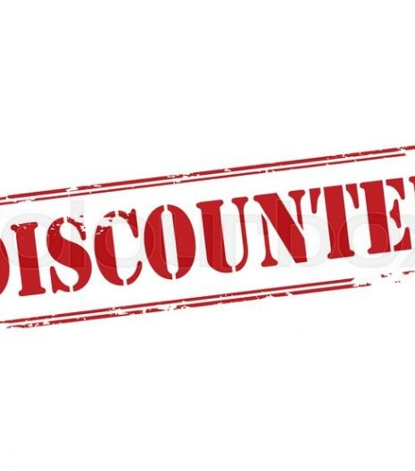 Discounted Stock