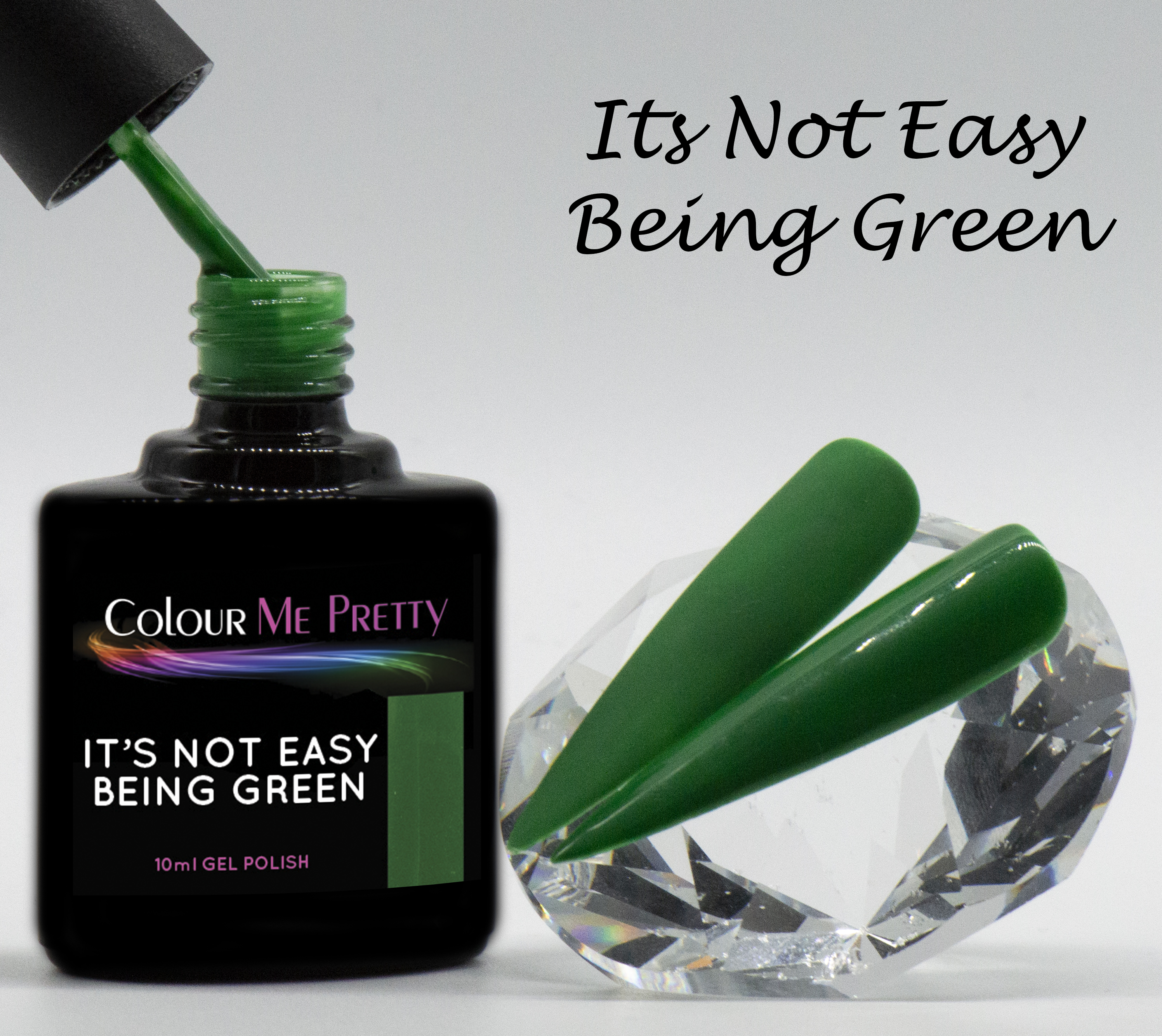 Its Not Easy Being Green
