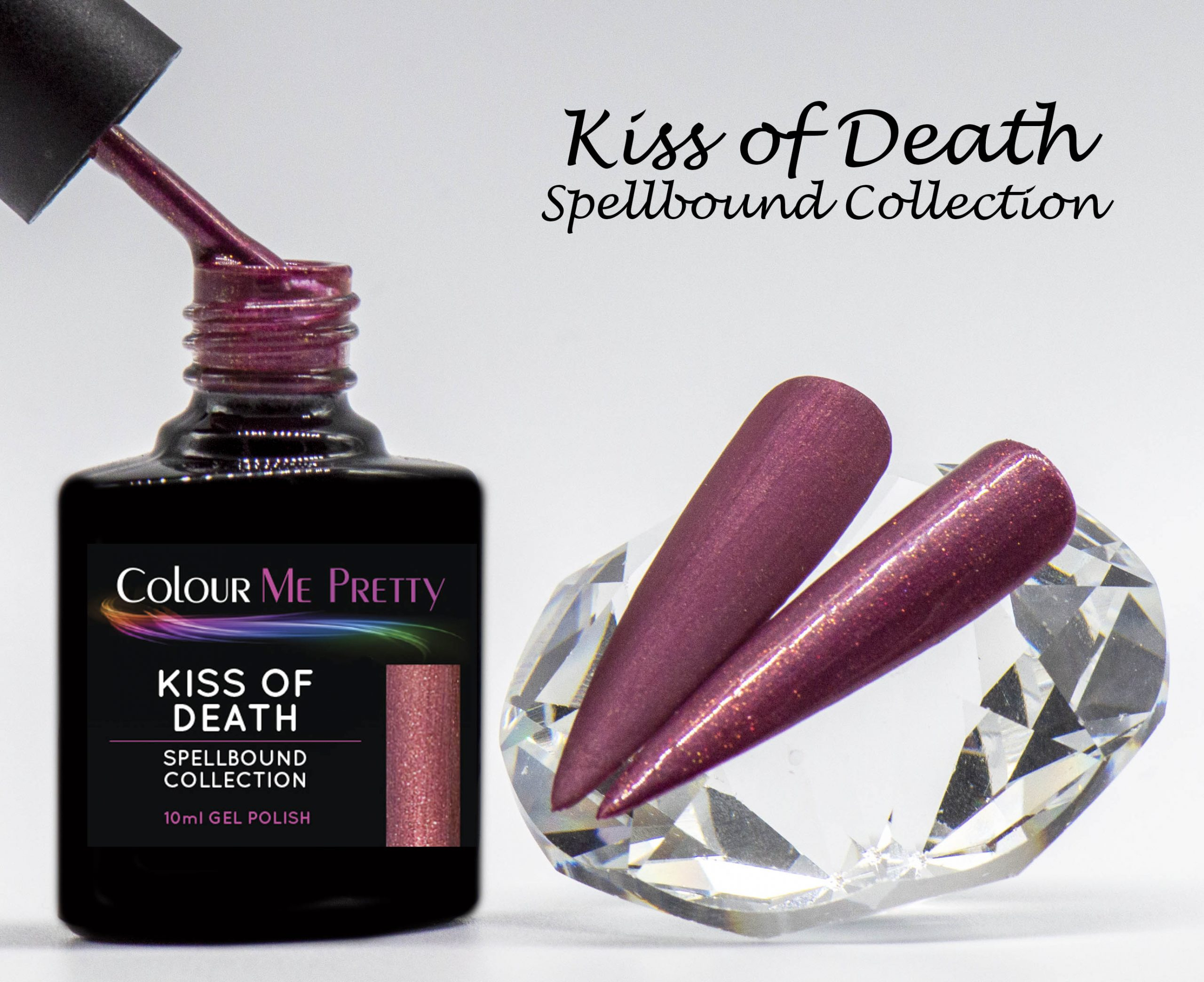 Spellbound Kiss of Death