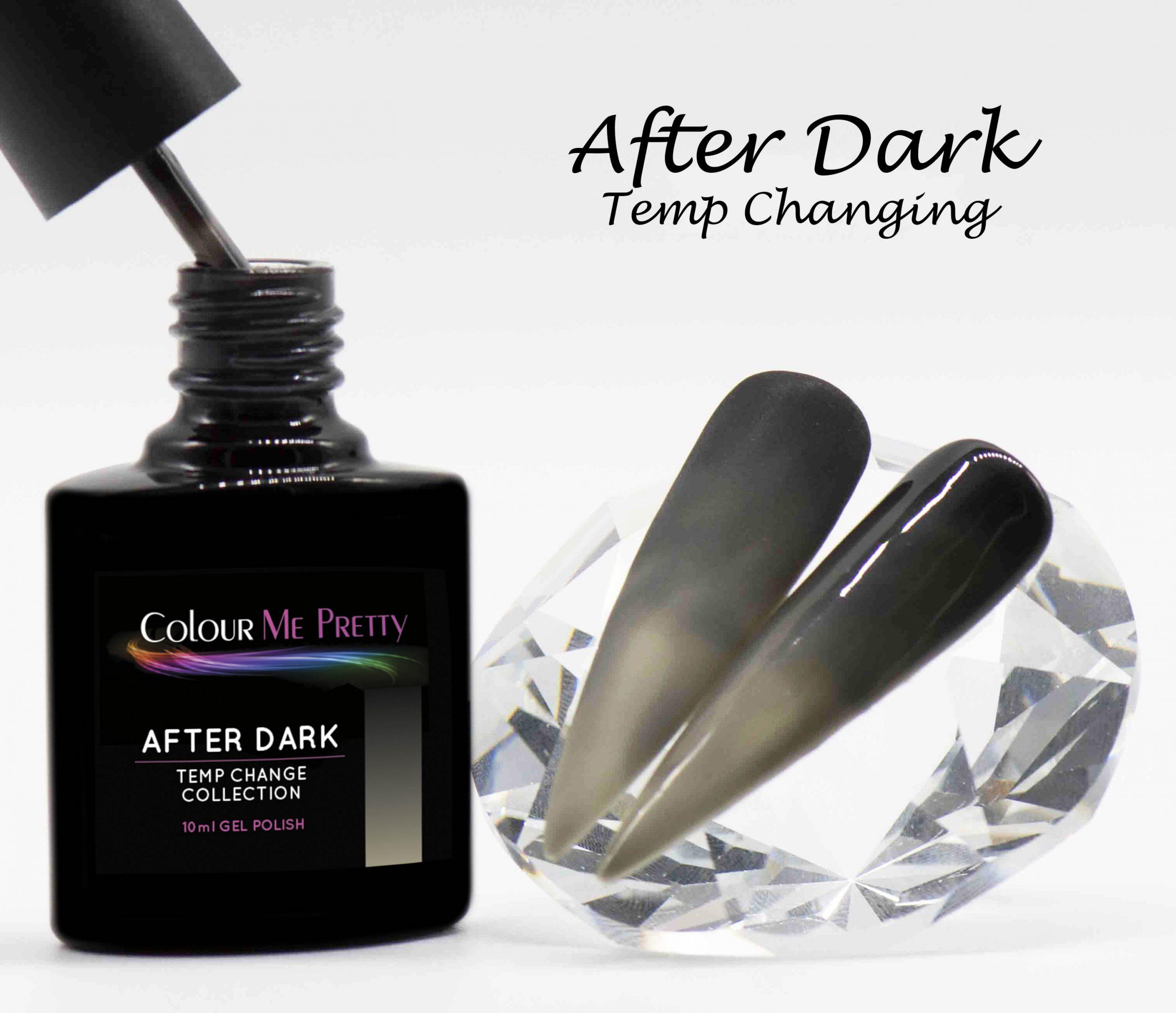 Temp Change After Dark